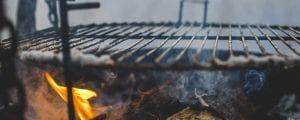 cleaning your grill