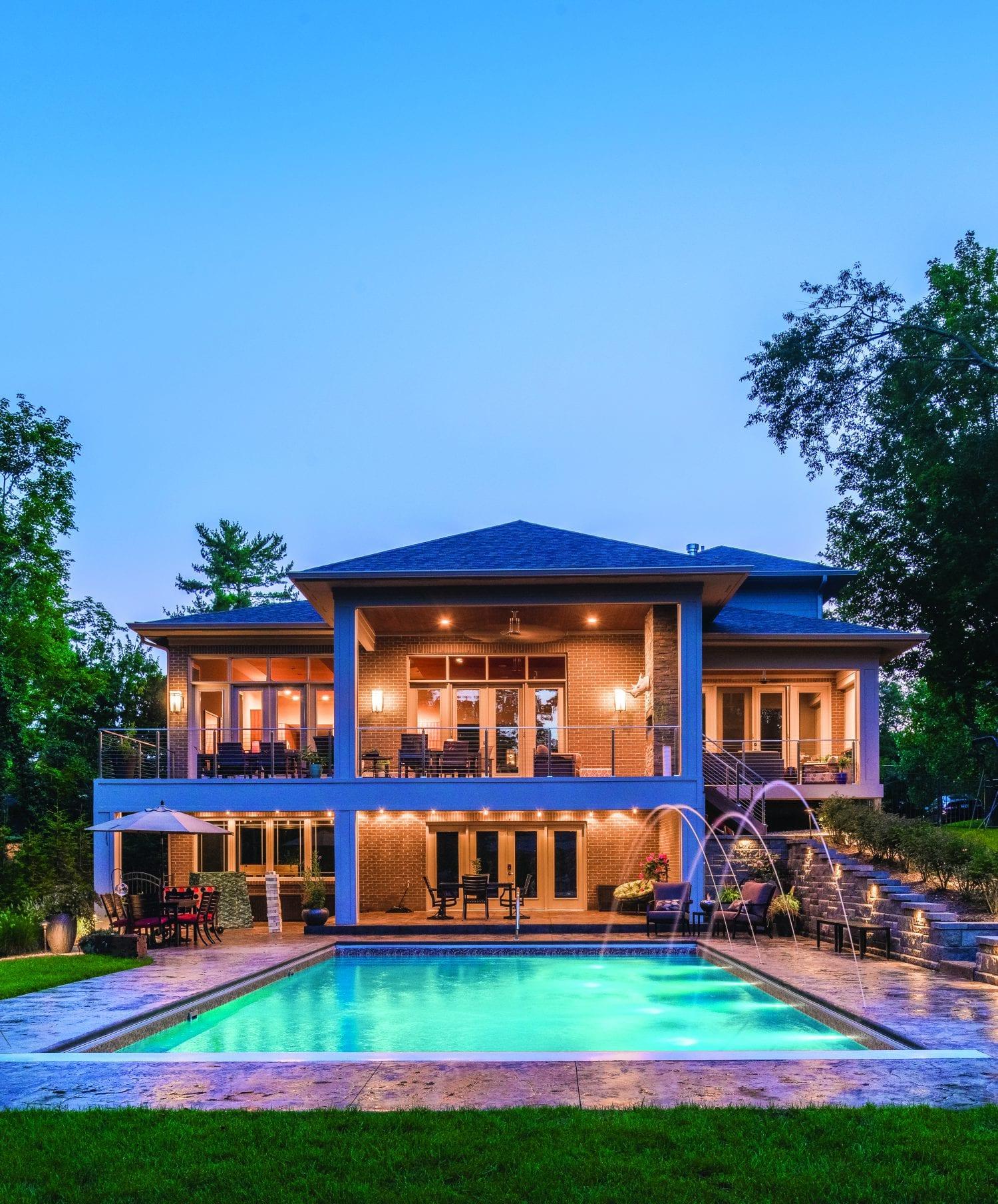 pool at venue