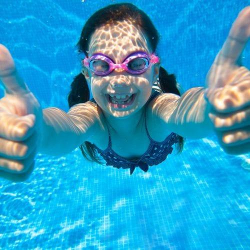 Thank you swim girl