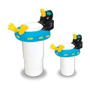 SWIM 87281 PENGUIN CHLORINE FLOATER