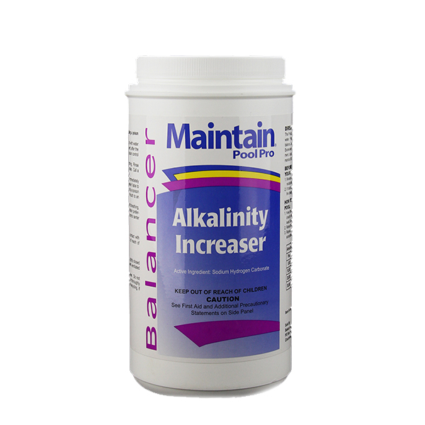 Maintain Pool Pro Alkalinity Increaser