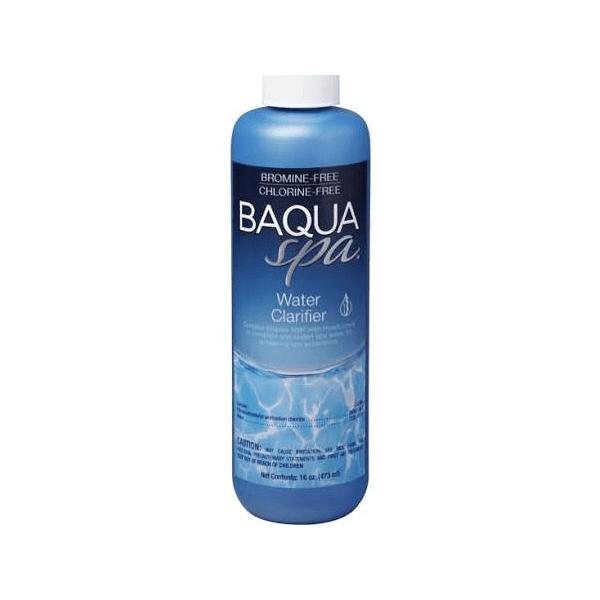 BAQUASPA WATER CLARIFIER