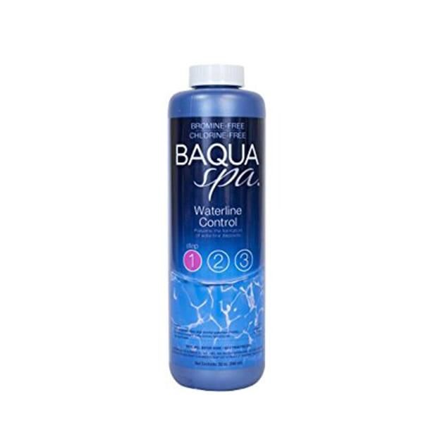 BAQUASPA WATERLINE CONTROL