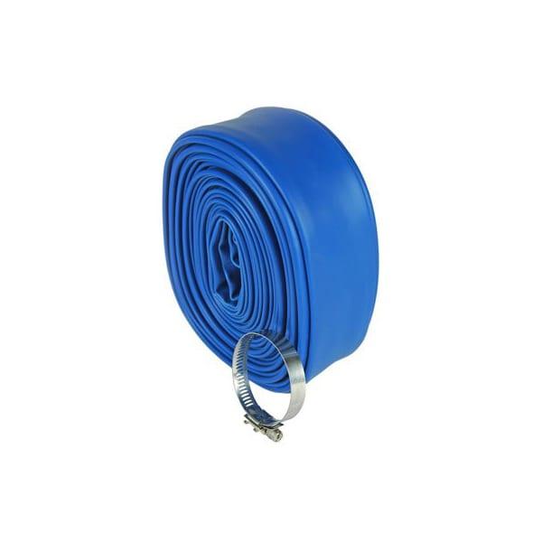 "Swimline HydroTools Premium Backwash Hose - 50' x 1 1/2"""