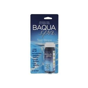 Baquaspa 4-Way Test Strips - 25ct