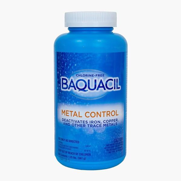 BAQUACIL METAL CONTROL