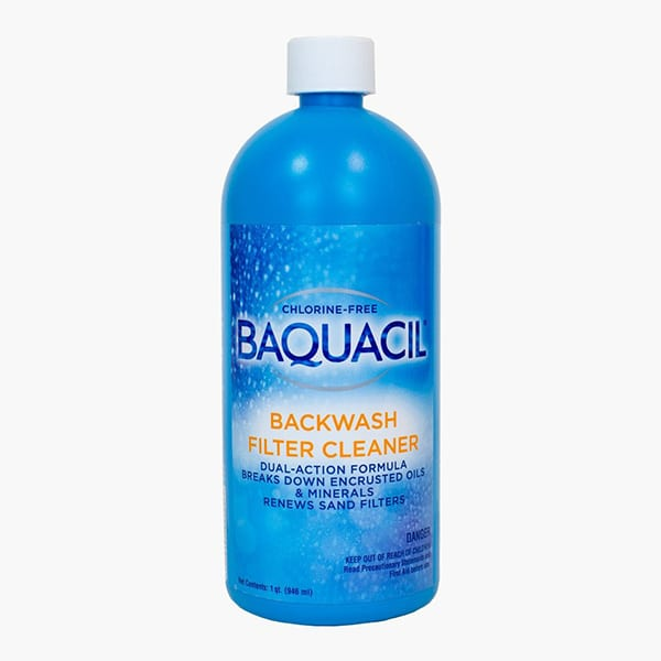 BAQUACIL BACKWASH FILTER CLEANER