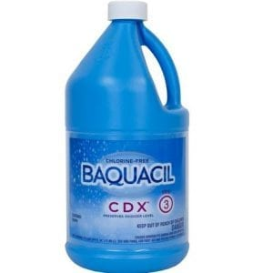 Baquacil CDX - Half Gal LOCAL DELIVERY ONLY