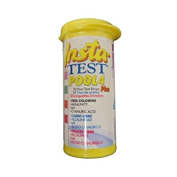 LaMotte Insta-Test Pool 4 Plus Test Strips - 50ct