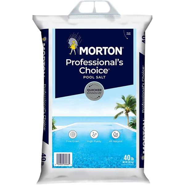 Morton Professional's Choice Pool Salt