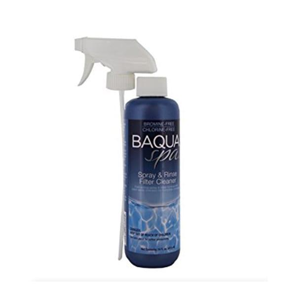 BAQUASPA SPRAY & RINSE CLEANER