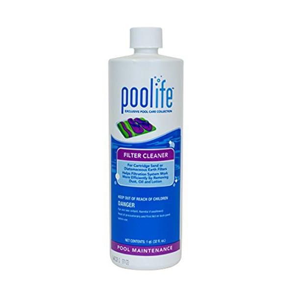 POOLIFE BACKWASH FILTER CLEANER QT.