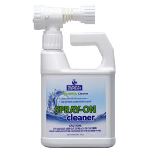 Natural Chemistry Spray-On Pool Cover Cleaner - 32 OZ
