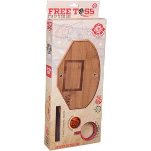 Tiki Toss Free Toss Deluxe (Baksetball)