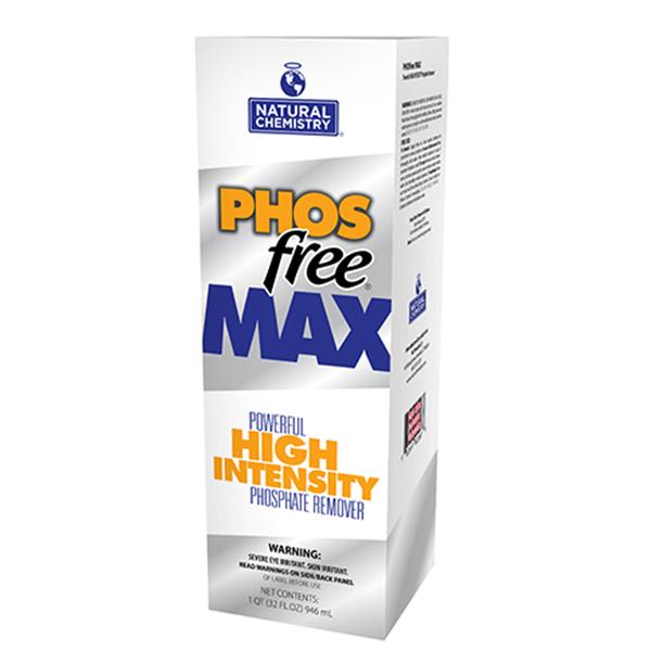 Natural Chemistry Phosfree Max Phosphate Remover - 32 Fl. Oz.