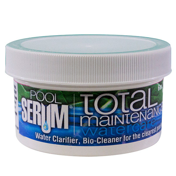 Pool Serum Total Maintenance Water Clarifier - 6oz