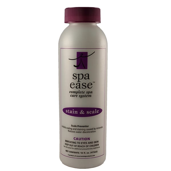 Spa Ease Stain & Scale Remover - 16 Fl. Oz.